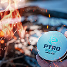 Pyro Putty Smarter Outdoor Fire Starter