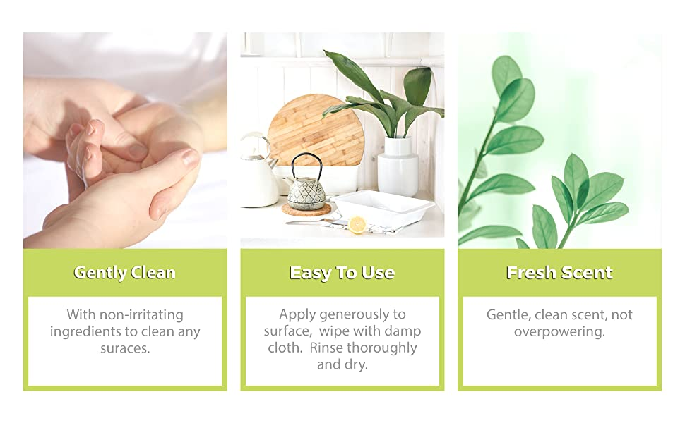 IntiMD Multi-Purpose Hygienic Cleaner Advanced formula
