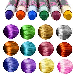 hair chalk pen