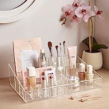 audrey makeup organizer