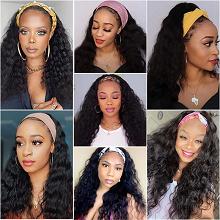 human hair for black woman