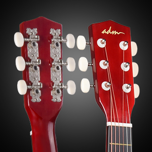 Smooth Tuning Pegs