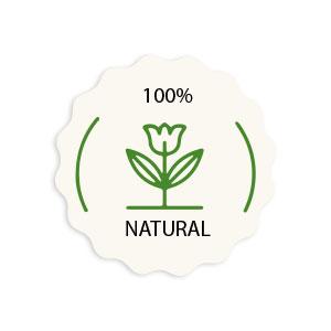 100 % Natural & Herbal