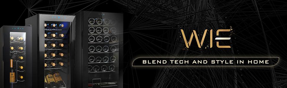 wine coolers for home mini drink fridge wine fridge 18 bottle wine fridge with lock