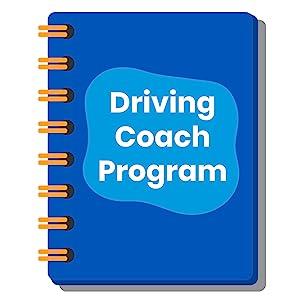 Driving coach program