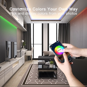 Customized your own color