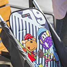Tris&Ton colchoneta silla de paseo ligera universal para carrito ...