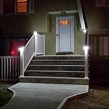 Solar Lights for Step