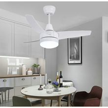 ventilador de techo con iluminación led