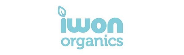 iwon organics logo