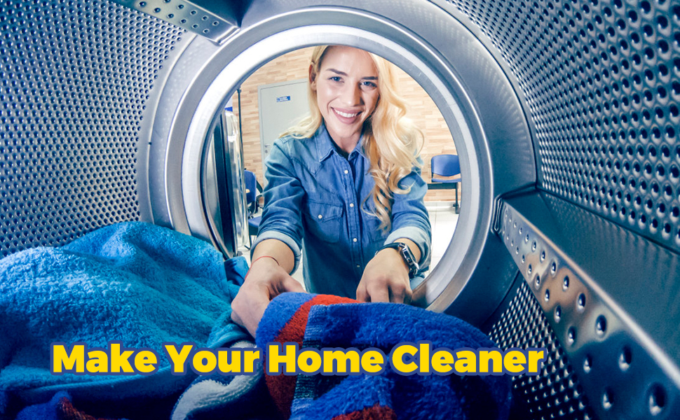 make your home cleaner