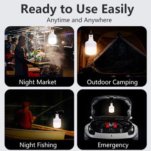 Camping Repairing shop fishing cycling night lamp hunting