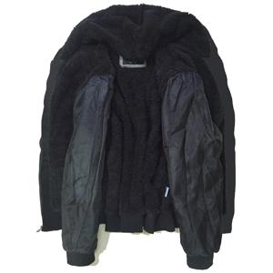Boys Solid Fleece Jacket