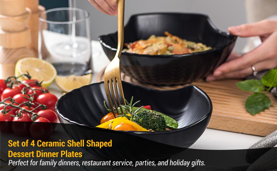 B08NTQ19XS-bruntmor-ceramic-shell-shaped-appetizer-dinner-plates-footer-banner