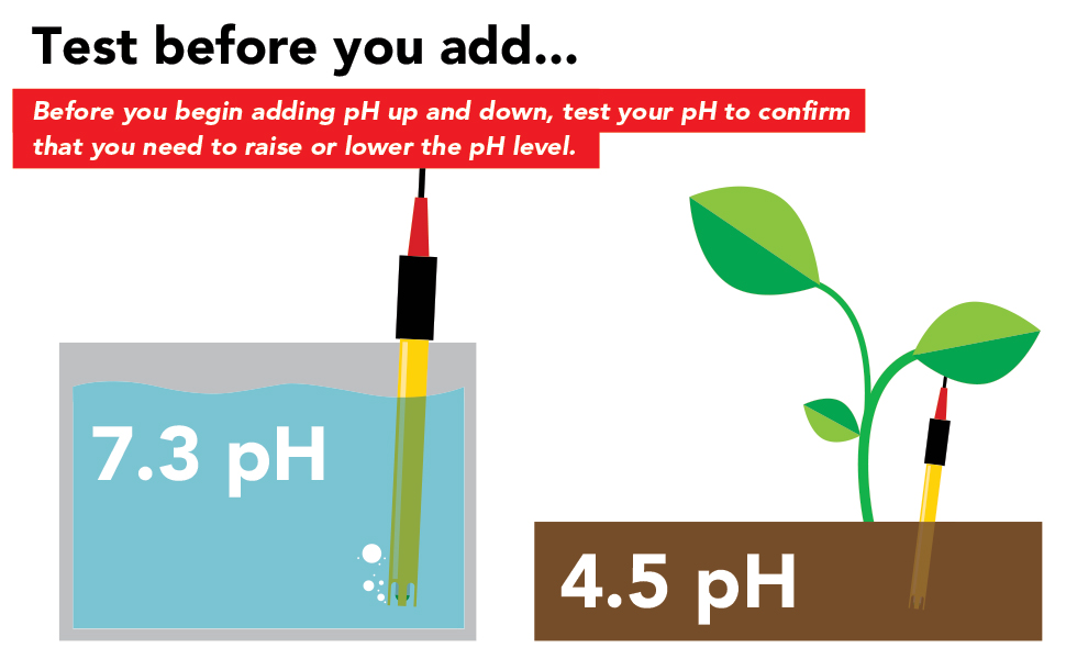 Atlas Scientific, pH Up, pH Down