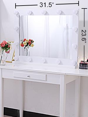 tabletop mirror