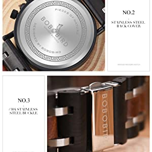 bobobird bobo bird wooden mens watches mens wood watch wood watches for men watch for men