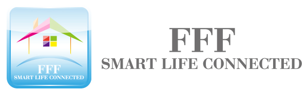 FFF SMART LIFE CONNECTEDロゴ