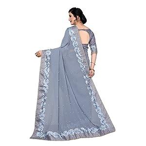 Saree for women latest design 2020 wedding wear festive wear party wear fancy saree georgette saree
