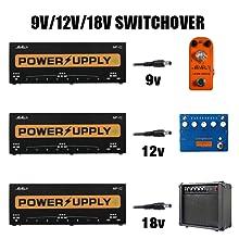 9V pedal power supply