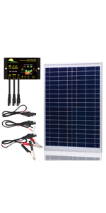 Amazon.com : SUNER POWER [Upgraded] 20 Watts 12V Off Grid ...