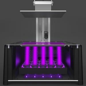 matrix parallel light source