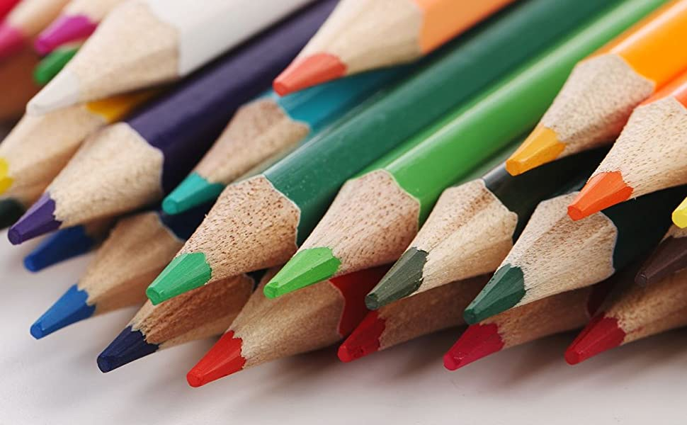 colored pen