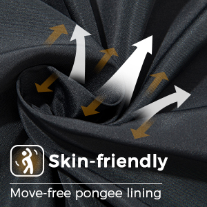 move free lining