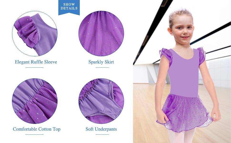 ballet dance dress