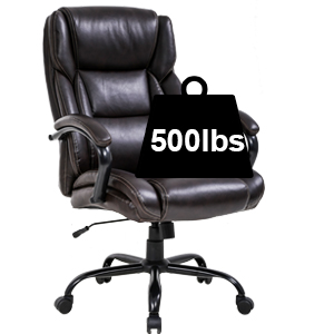 gaming_racing_computer_chair1  Big and Tall Office Chair 500lbs Wide Seat Ergonomic Desk Chair Task High Back Executive Chair Rolling Swivel PU Computer Chair with Lumbar Support Armrest Adjustable Chair for Heavy People, Brown 54476f93 26b4 4ac1 8d8b eba1d7dbefe0