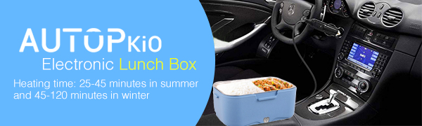 Elektro-Lunchbox Plug-in-Heizung Lunchbox Edelstahl-Liner Auto Haushalt Elektris