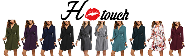 women cotton robe
