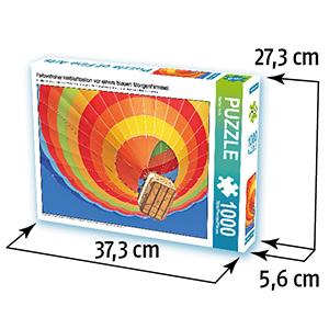 Größe der Schachtel: