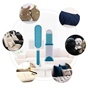pet and lint remover brush