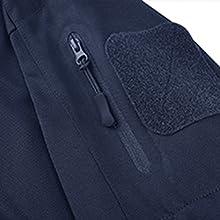 golf polo shirts for men quick dry fitness zip pocket t-shirt hiking climbing camping hunting golf
