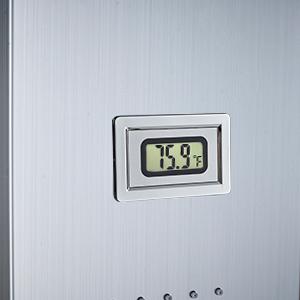 lcd water temperature display, Fahrenheit degree shower display, digital water temperature display