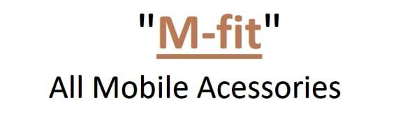 M-Fit Smart Watch