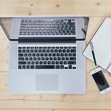 パソコン、携帯