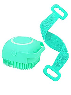 back scrubber for shower