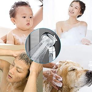 節水シャワー ヘッド
