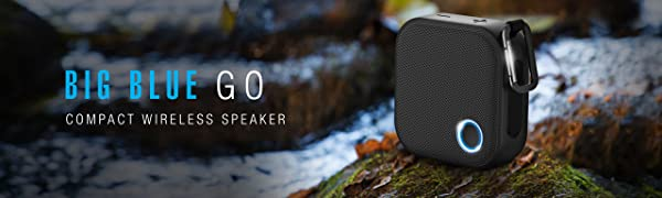 Compact Wireless Speaker