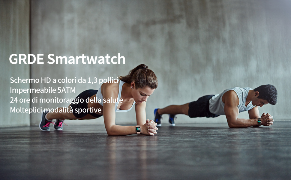 smartwatch uomo