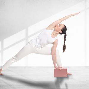 Tumaz Yoga Blocks and Yoga Strap