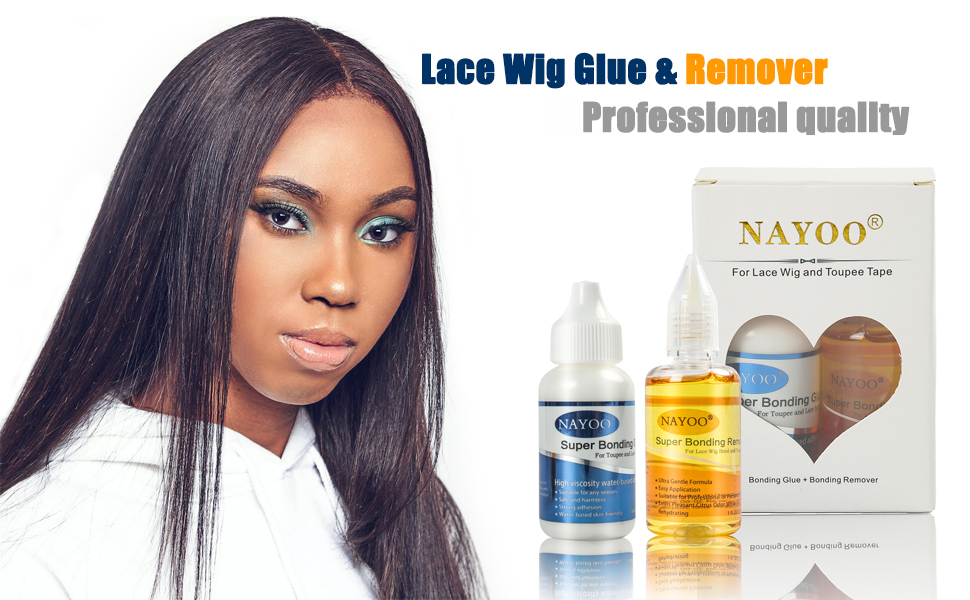 Lace Wig Glue Hair Replacement Adhesive