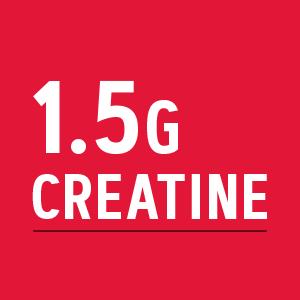 1.5G creatine