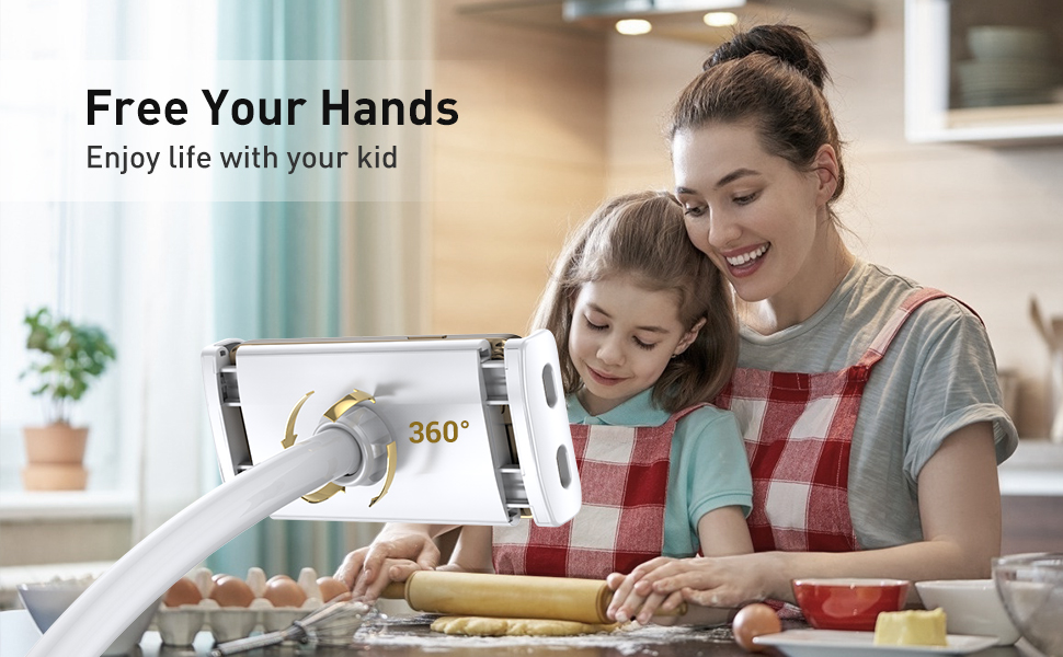 Free Your Hands Enjoy Life with your children