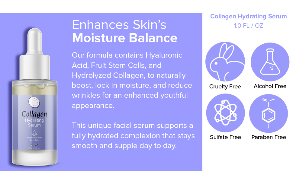 collagen hazel pure mini circles oil under eye puffiness body corrector hyaluronic acid beauty