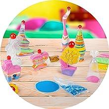 Creative Kids DIY Super Sand Art Kit for Kids Creative & Educational Playset