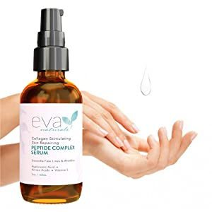peptide serum deep wrinkle fillers for face forehead wrinkle remover dark spots remover for face