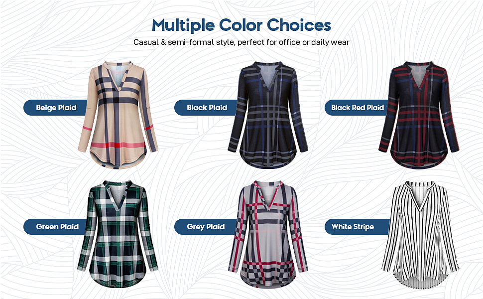 Multiple Color Choices